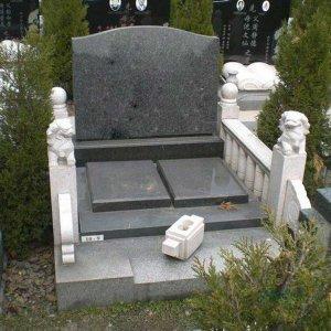 墓地石雕狮子价格(图