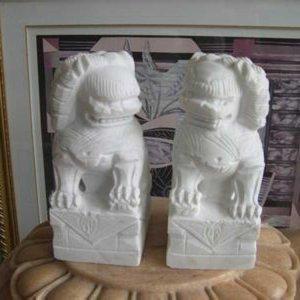 墓地石狮子石雕狮子价格(图片)